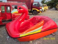 Fibreglass Boat Duck Fiber Glass