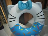 Inflatable Water Tube Donat Kitty Uk36