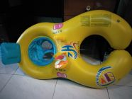 Inflatable Water Tube Ibu  Baby