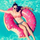 Inflatable Inflatable Donat