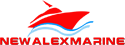logo Mobile new alex marine