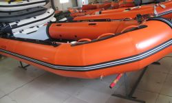 RUBBER BOAT EXPLORER